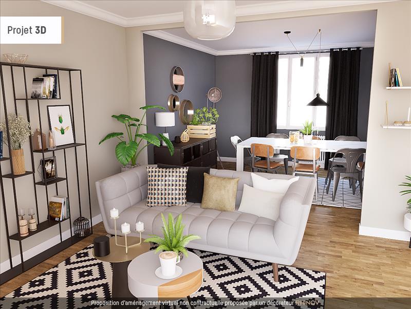 Vente Maison ST MARTIN DES CHAMPS (29600) - 5 pièces - 97 m² -