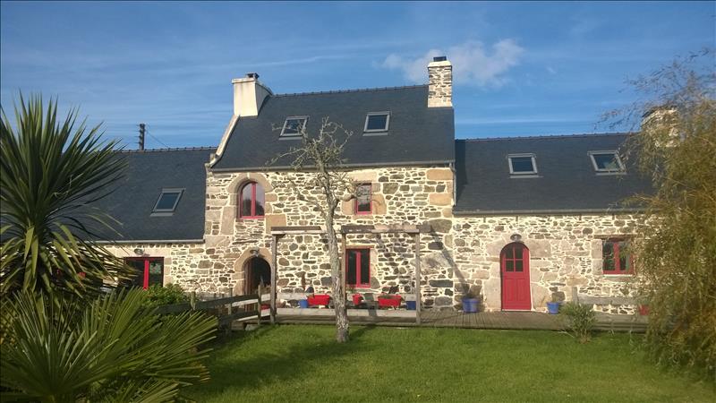 Vente Maison PLOUEZOC H (29252) - 6 pièces 143 m²