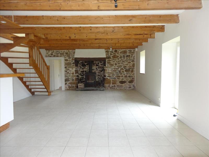 Vente Maison PLOUEZOC H (29252) - 6 pièces - 125 m² -