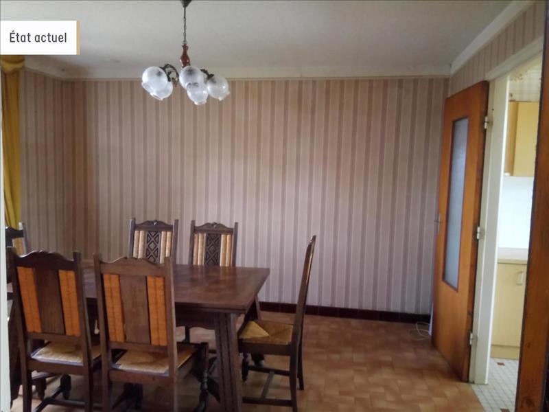 Vente Maison PLOUNEVEZ LOCHRIST (29430) - 6 pièces - 105 m² -
