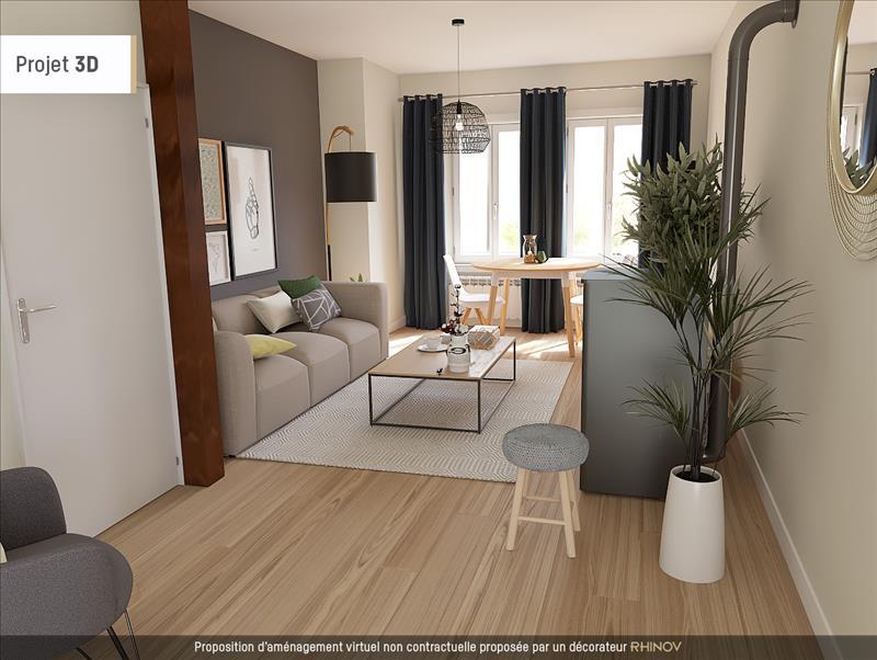 Vente Maison TREFLEZ (29430) - 7 pièces - 110 m² -