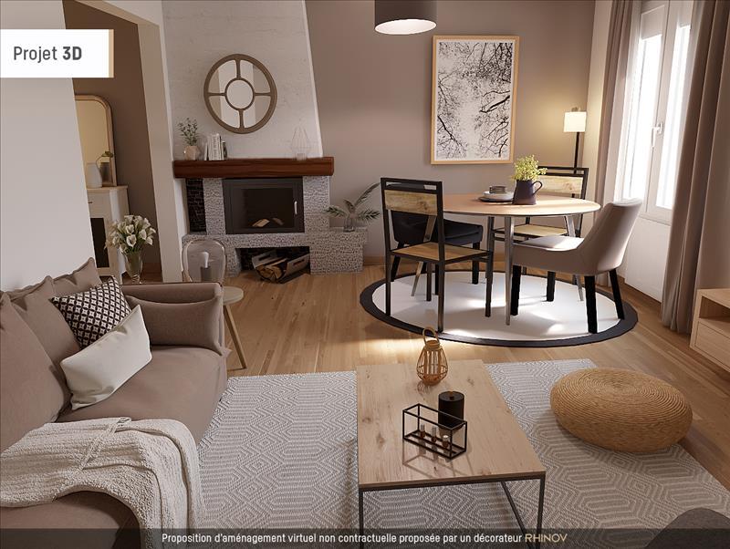 Vente Maison PLOUNEVEZ LOCHRIST (29430) - 7 pièces - 135 m² -