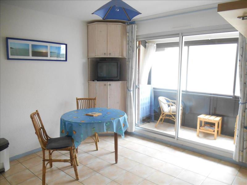Vente Appartement VIEUX BOUCAU LES BAINS (40480) - 1 pièce - 18 m² -
