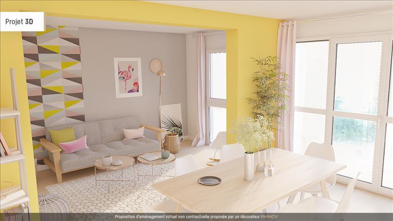 Vente appartement talence 33400 5 pi ces 111 m 22 for Simulation appartement 3d
