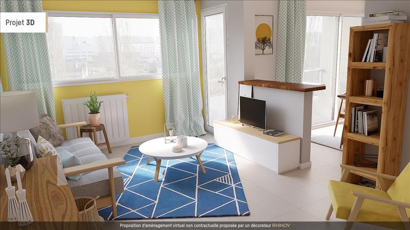Vente appartement le bouscat 33110 4 pi ces 66 m 22 for Simulation appartement 3d