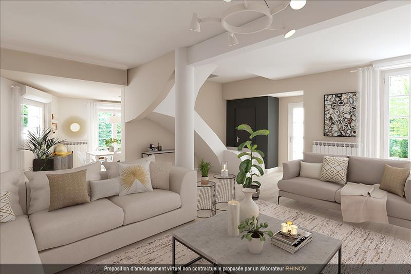 Vente Maison BORDEAUX (33200) - 6 pièces - 110 m² - Quartier Bordeaux|Caudéran