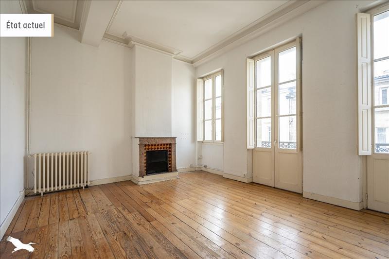 Vente Appartement BORDEAUX (33000) - 4 pièces - 93 m² - Quartier Bordeaux Chartrons