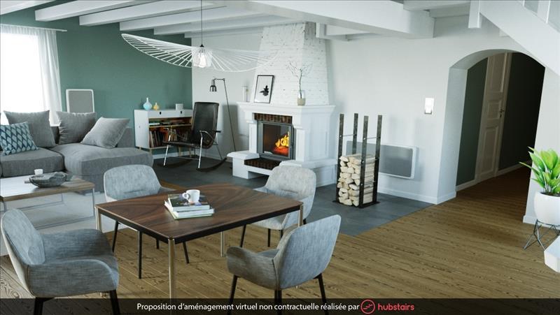 Vente Maison ST SATURNIN DU BOIS (17700) - 4 pièces - 140 m² -
