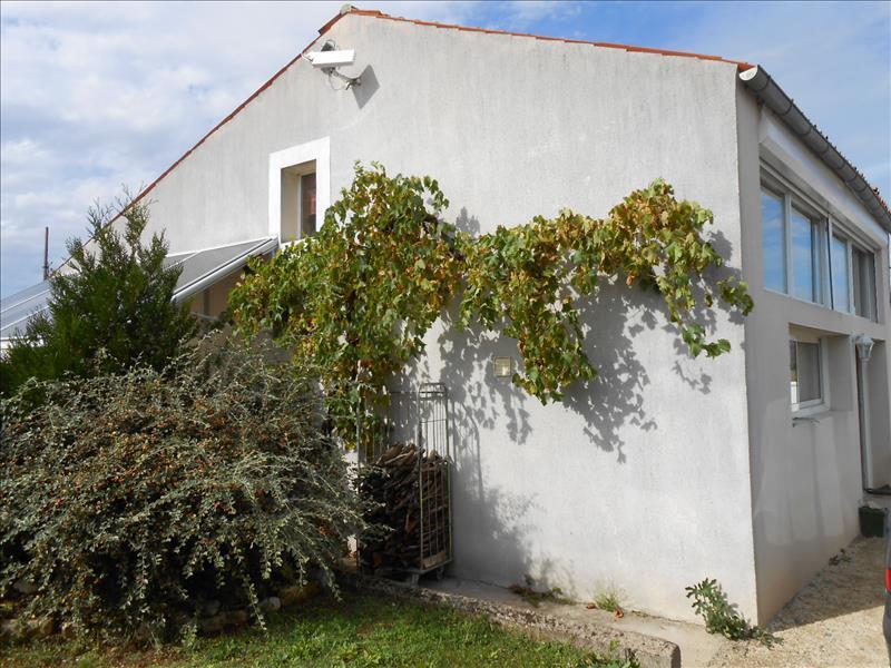Maison ST SATURNIN DU BOIS - (17)