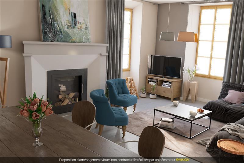 Vente Maison GENOUILLE (17430) - 6 pièces - 200 m² -