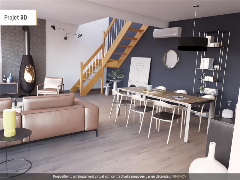 Vente Maison BERNAY ST MARTIN (17330) - 4 pièces - 90 m² -