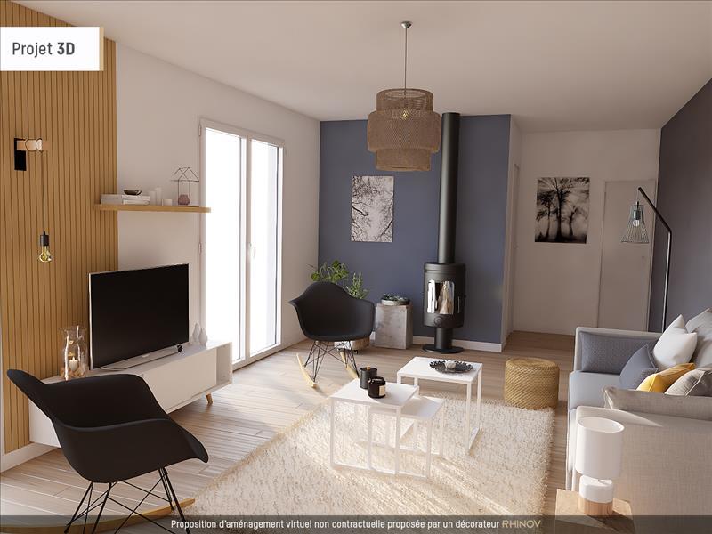 Vente maison st georges du bois 17700 6 pi ces 130 m for Simulation 3d maison