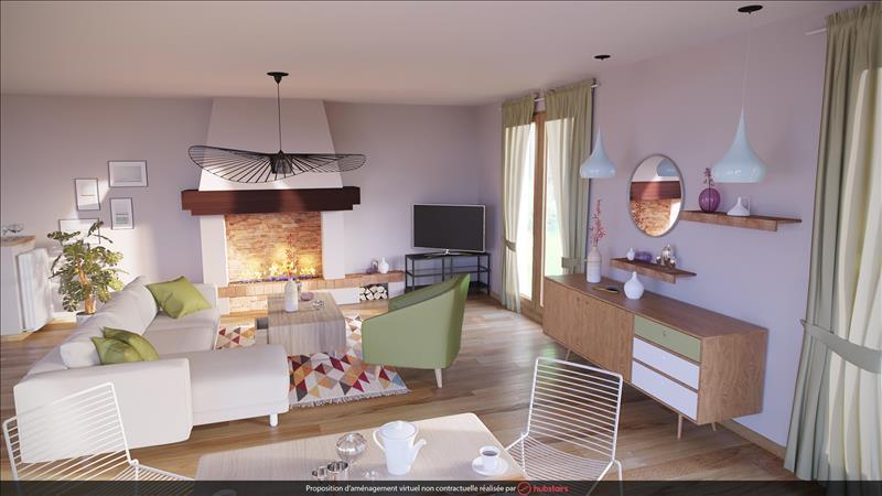 Vente Maison ST DENIS DE PILE (33910) - 4 pièces - 139 m² -