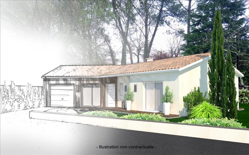 Vente Terrain ST DENIS DE PILE (33910) - 700 m² -