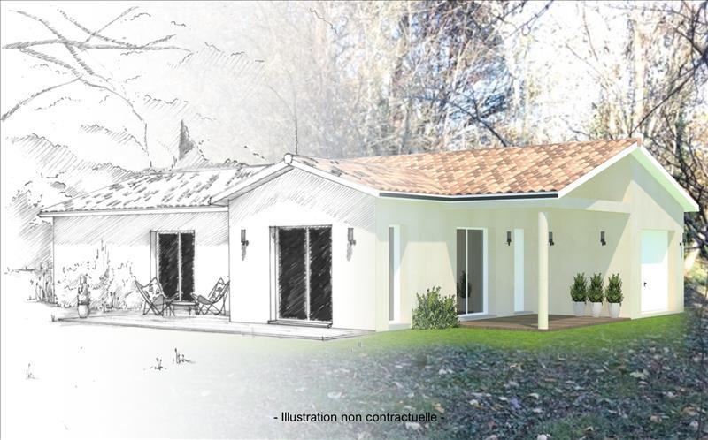 Vente Terrain ST CIERS D ABZAC (33910) - 540 m² -
