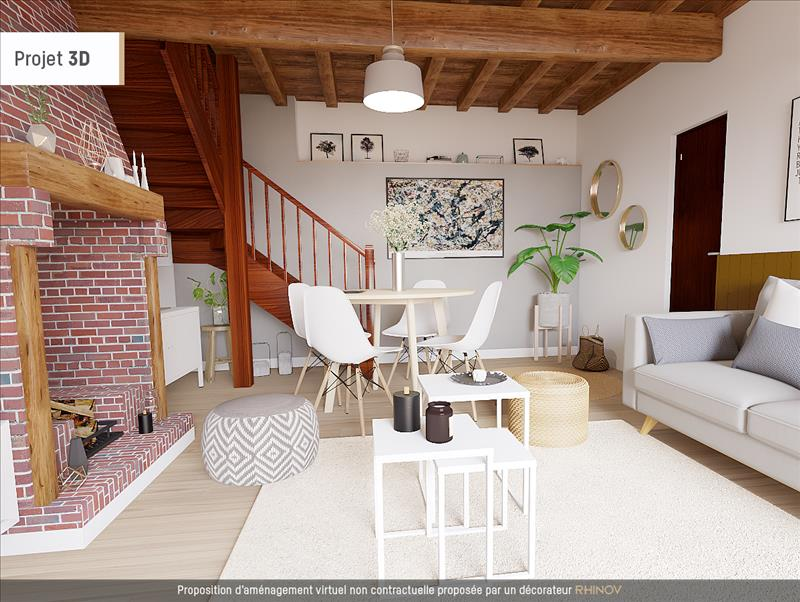 Vente Maison AURIAC SUR VENDINELLE (31460) - 5 pièces - 112 m² -