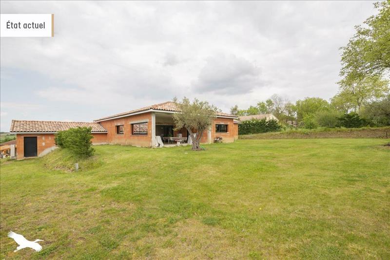 Vente Maison AURIN (31570) - 6 pièces - 204 m² -
