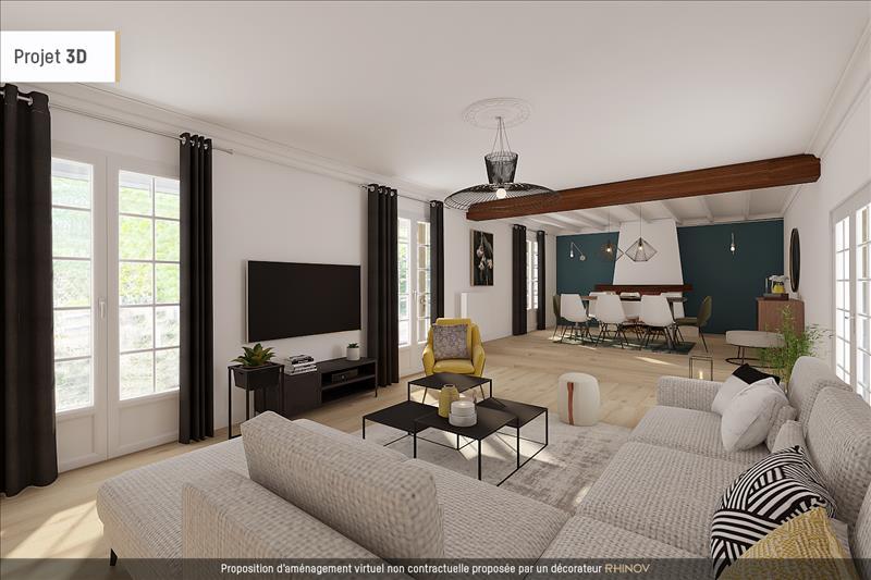 Vente Maison AURIAC SUR VENDINELLE (31460) - 5 pièces - 170 m² -