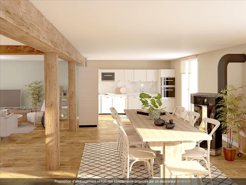 Vente Maison CHAMPMILLON (16290) - 4 pièces - 132 m² -
