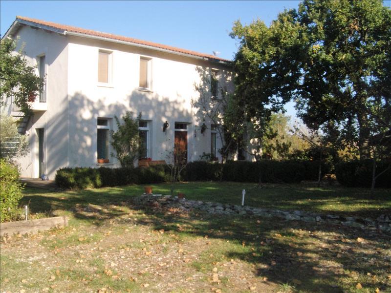 Vente Maison CEZAN (32410) - 4 pièces 340 m²