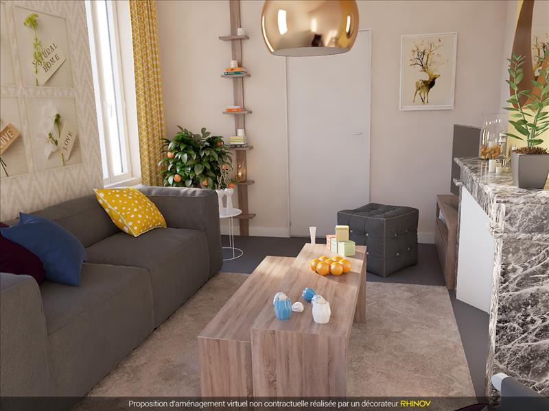 Vente Maison FLEURANCE (32500) - 1 pièce - 34 m² -