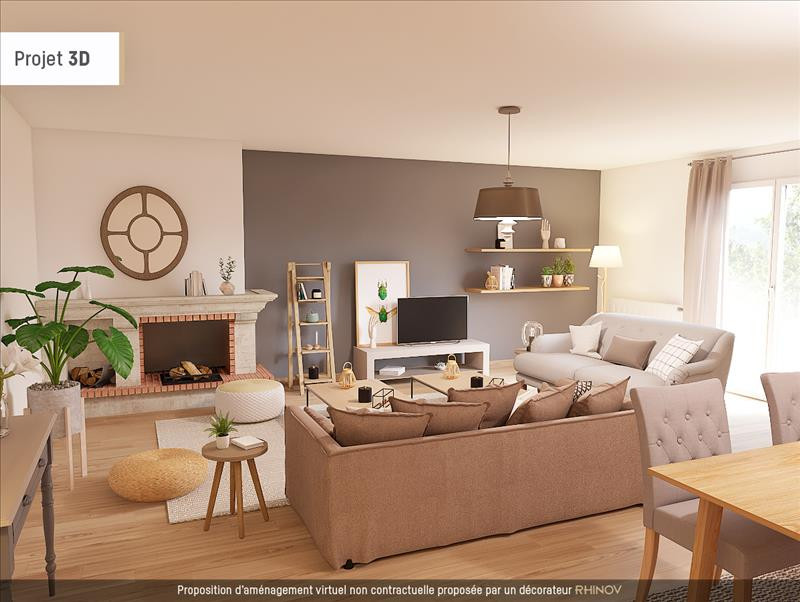Vente Maison MARCHEPRIME (33380) - 7 pièces - 134 m² -