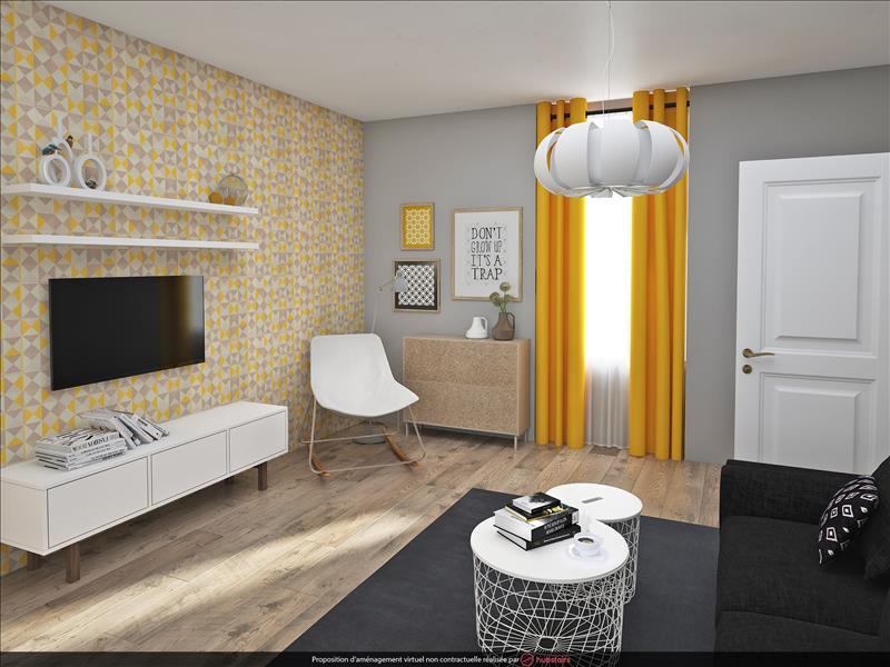 Vente Maison VATAN (36150) - 4 pièces - 82 m² -