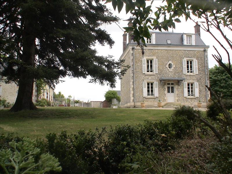 Vente Maison REUILLY  (36260)