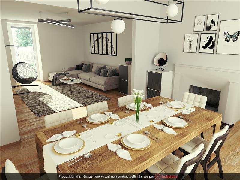 Vente Maison ISSOUDUN (36100) - 5 pièces - 115 m² -