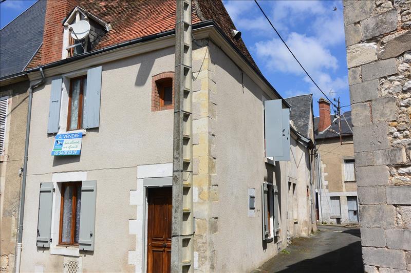 Maison ISSOUDUN - 4 pièces  -   74 m²