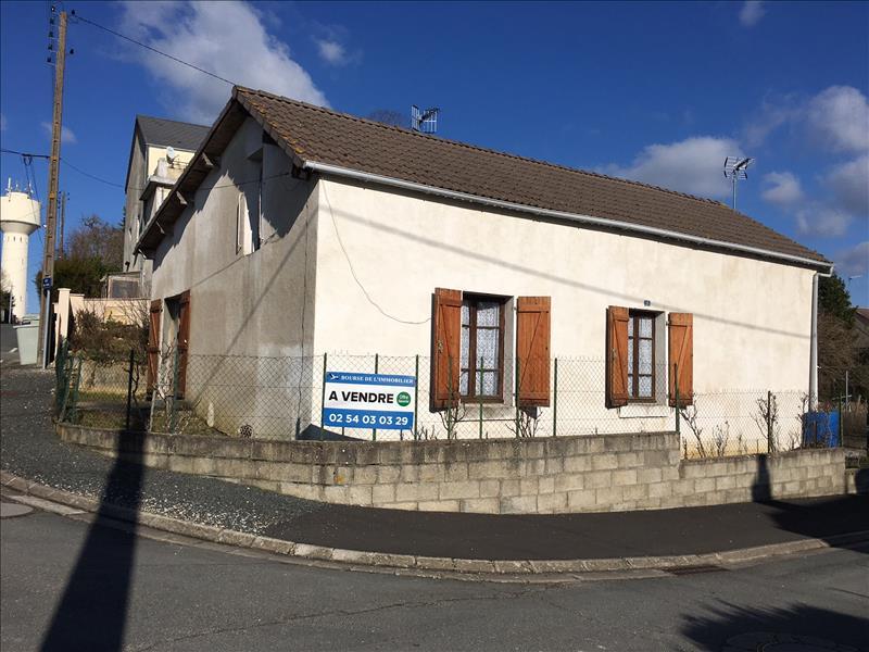 Maison NEUVY PAILLOUX - (36)