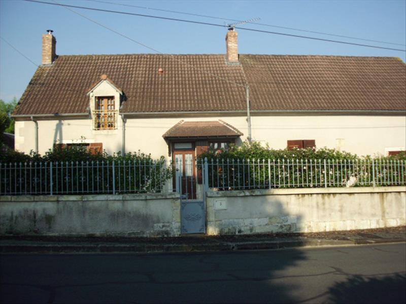 Maison ST AUBIN - (36)