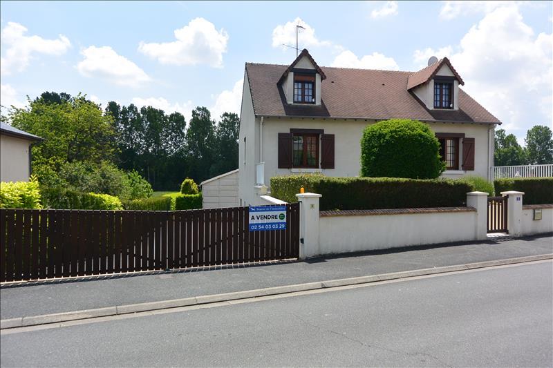 Maison NEUVY PAILLOUX - 5 pièces  -   190 m²