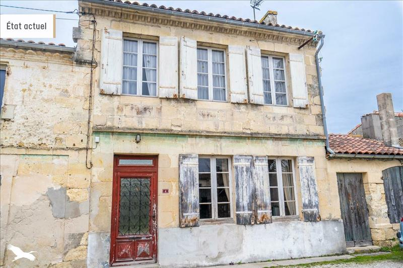 Vente Maison ARCINS (33460) - 7 pièces - 203 m² -