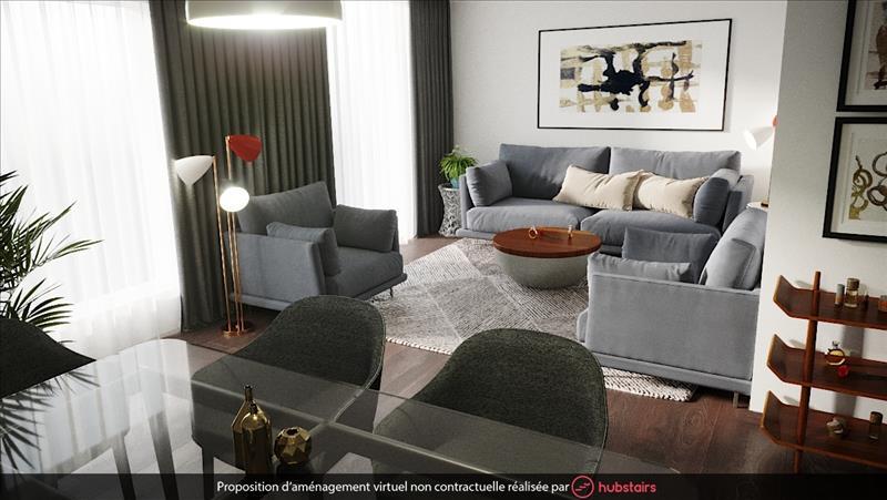 Vente Appartement JOUE LES TOURS (37300) - 4 pièces - 83 m² - Quartier Centre-ville - Les Moriers - Beaulieu - La Marbelière
