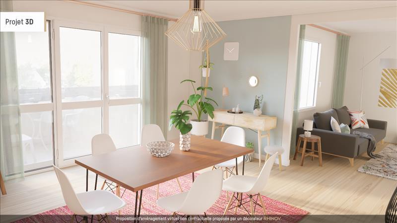 Vente Appartement JOUE LES TOURS (37300) - 4 pièces - 86 m² - Quartier Centre-ville - Les Moriers - Beaulieu - La Marbelière
