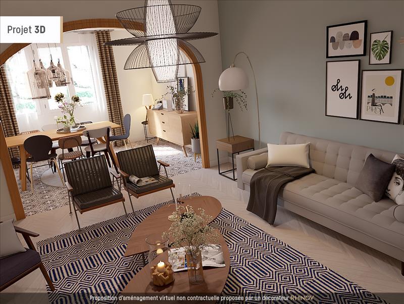 Vente Maison JOUE LES TOURS (37300) - 3 pièces - 75 m² - Quartier Vallée Violette - Grande Bruère