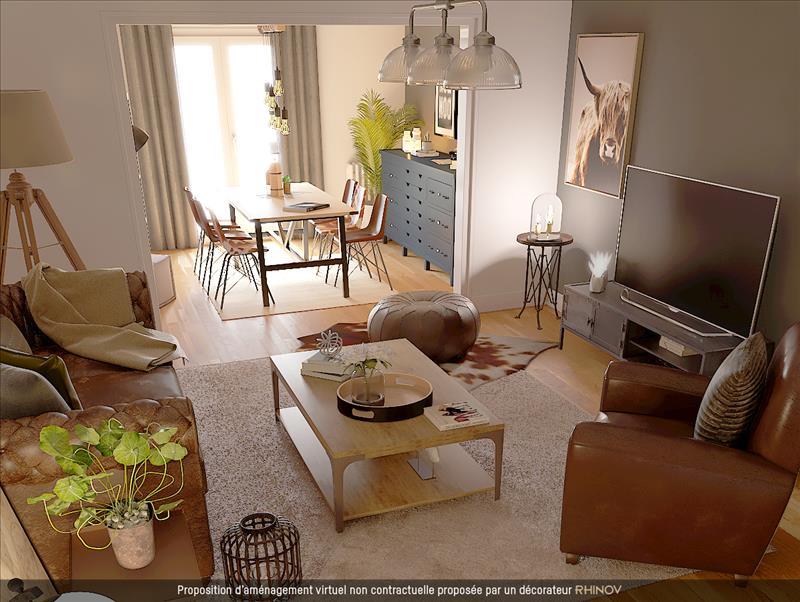 Vente Maison JOUE LES TOURS (37300) - 6 pièces - 140 m² - Quartier Joué-les-Tours|Vallée Violette - Grande Bruère