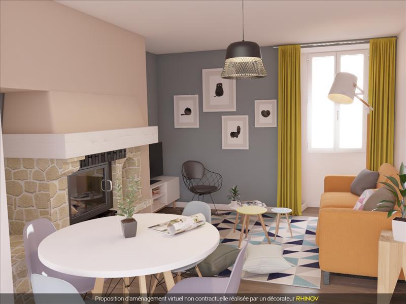 Vente Maison BETAILLE (46110) - 4 pièces - 55 m² -