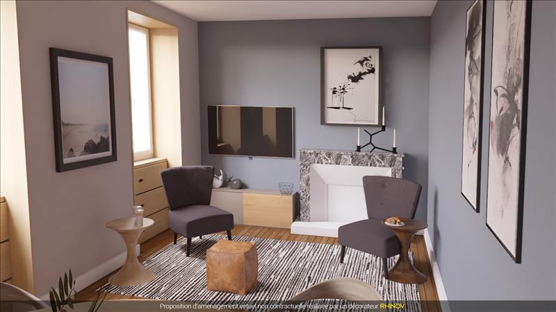 Vente Maison ST DENIS LES MARTEL (46600) - 2 pièces - 51 m² -