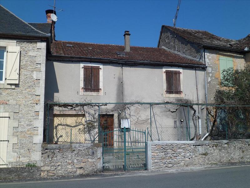 Maison MONTVALENT - (46)
