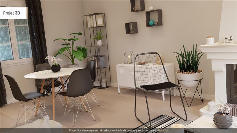 Vente Maison CARENNAC (46110) - 5 pièces - 91 m² -