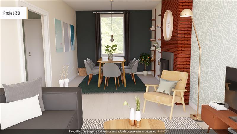 Vente Maison UZERCHE (19140) - 5 pièces - 115 m² -