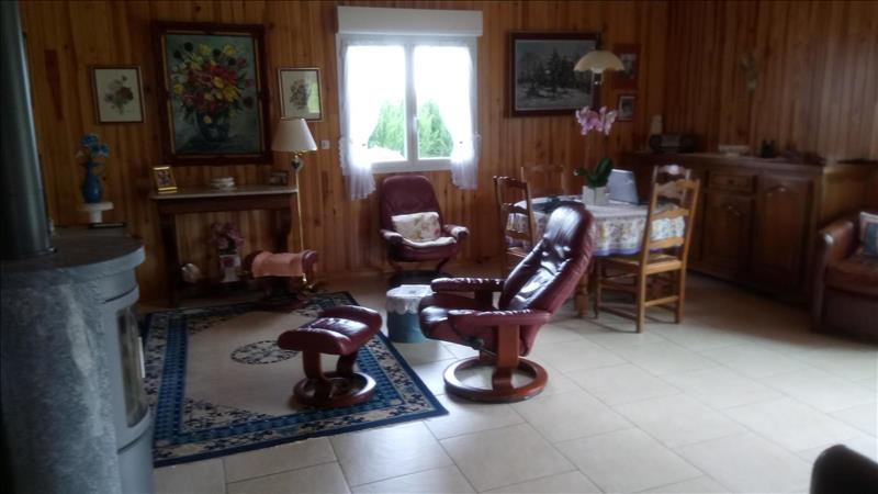 Vente Maison CONDAT SUR GANAVEIX (19140) - 5 pièces - 116 m² -