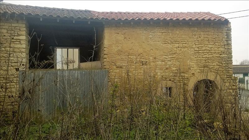 Maison MAUZE SUR LE MIGNON - 4 pièces  -