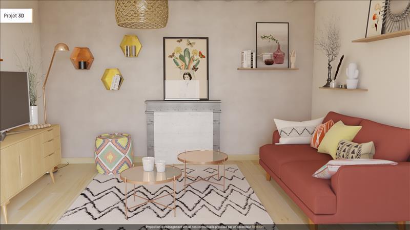 Vente Maison LE BOURDET (79210) - 6 pièces - 135 m² -
