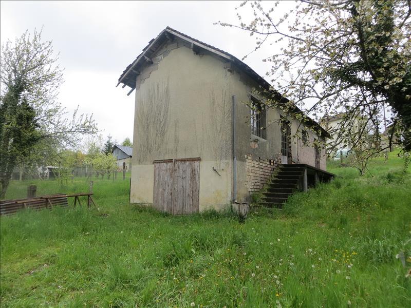 Maison BUSSIERE GALANT - (87)
