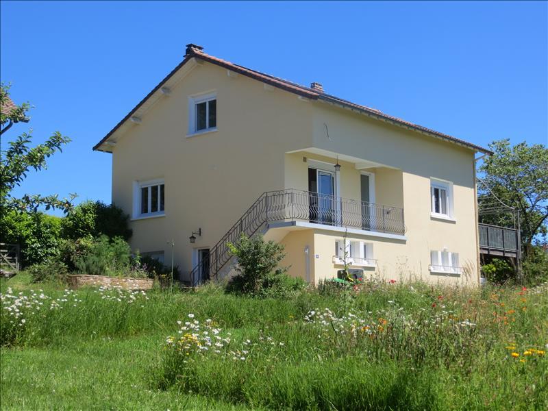 Maison BUSSIERE GALANT - 6 pièces  -   249 m²