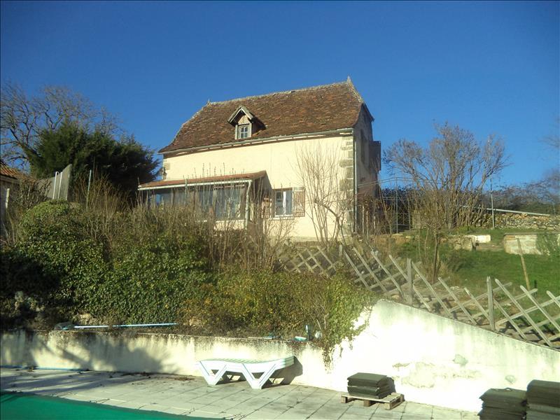 Maison FAYCELLES - 3 pièces  -   65 m²