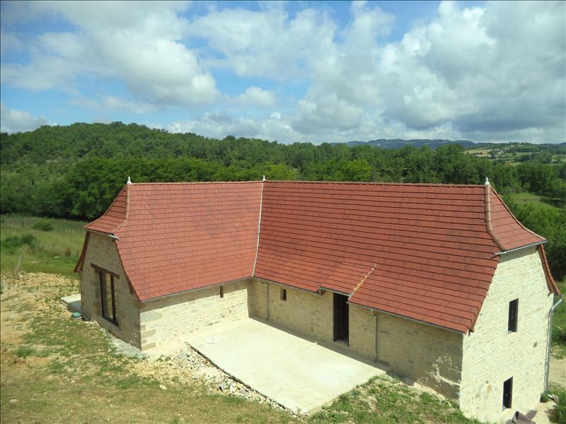 Maison FIGEAC - 5 pièces  -   165 m²